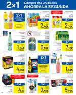 Ofertas de Carrefour, 2x1 Compra dos unidades, ahorra la segunda