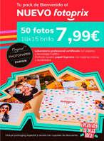 Ofertas de Fotoprix, Nuevo Fotoprix