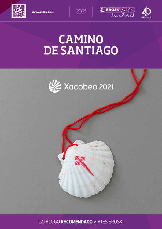 Ofertas de Eroski Viajes, Camino de Santiago 2021