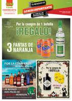 Ofertas de GM Cash & Carry, Por la compra de una botella ¡Regalo!