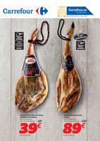 Ofertas de Carrefour, Producir bien para comer bien