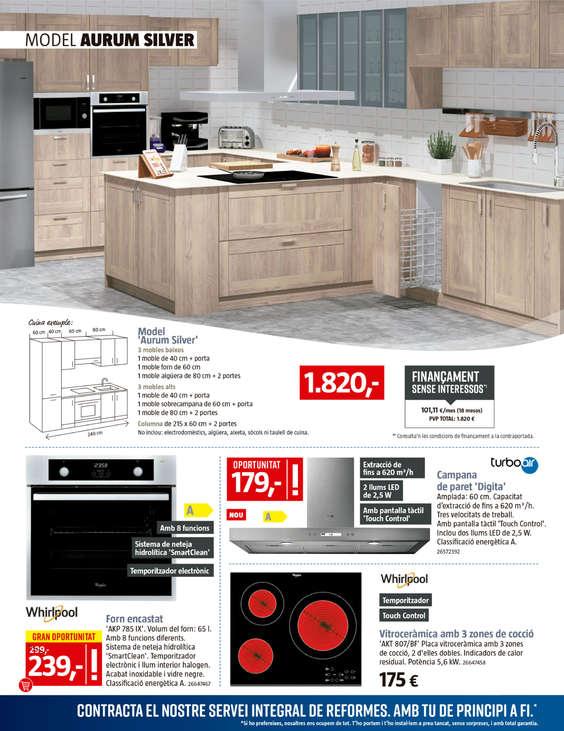 Comprar Muebles de cocina barato en Reus - Ofertia