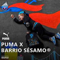 Puma x Barrio Sésamo