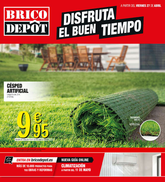 Bricodepot Crevillent - Ofertas, catálogo y folletos - Ofertia