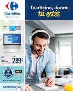 Ofertas de Carrefour, Tu oficina, donde tú estés