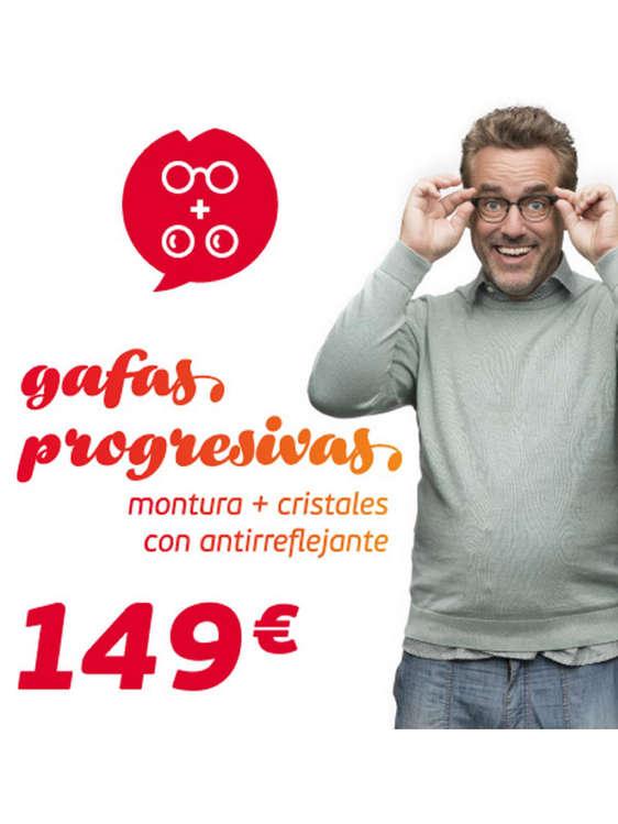 6fc23a6444 Comprar Gafas progresivas barato en Alacant - Ofertia