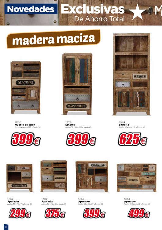 Comprar aparadores barato en ciudad real ofertia - Muebles baratos en ciudad real ...