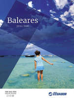 Ofertas de Viajes Ecuador, Baleares