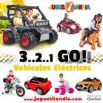 Ofertas de Juguetilandia, Vehículos eléctricos en Juguetilandia