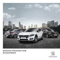 Accesorios del Peugeot 508