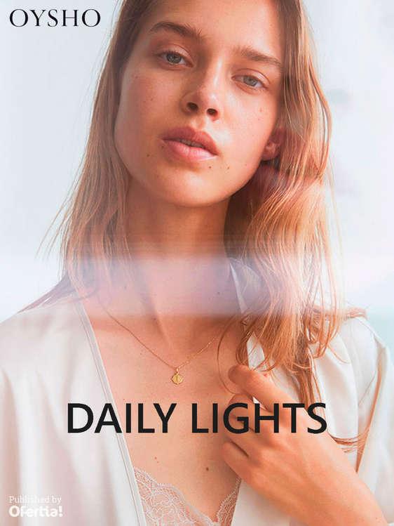 Ofertas de Oysho, Daily Lights