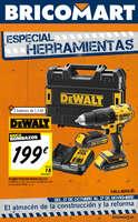 Ofertas de Bricomart, Especial herramientas - Valladolid