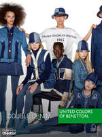 Ofertas de United Colors Of Benetton, Double Denim