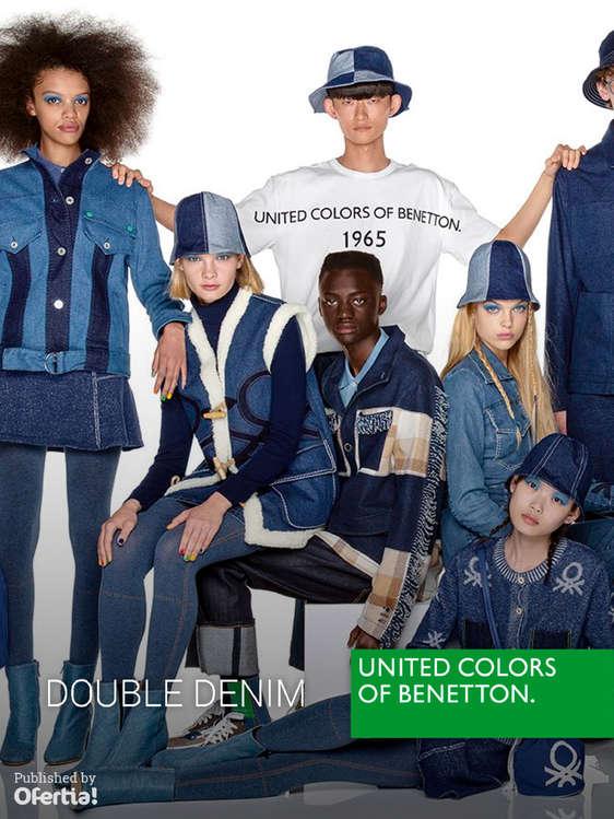 Ofertas de United Colors Of Benetton, Double Denim