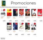 Ofertas de Casa del Libro, Promociones