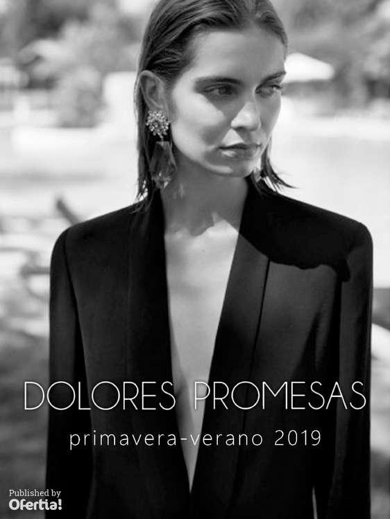 Ofertas de Dolores Promesas, Primavera-Verano 2019