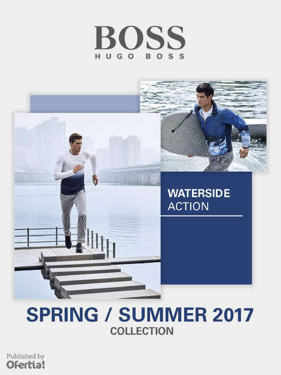 Ofertas de Hugo Boss, Spring - Summer 2017 Waterside Action