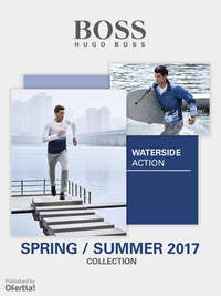 Spring - Summer 2017 Waterside Action