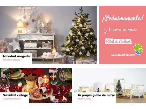 Ofertas de CASA, Navidad