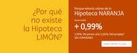 La hipoteca Naranja