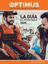 La guía de ferretería 2020