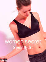 Ofertas de Women'Secret, Sport Edit
