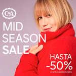 Ofertas de C&A, Mid Season Sale hasta -50%