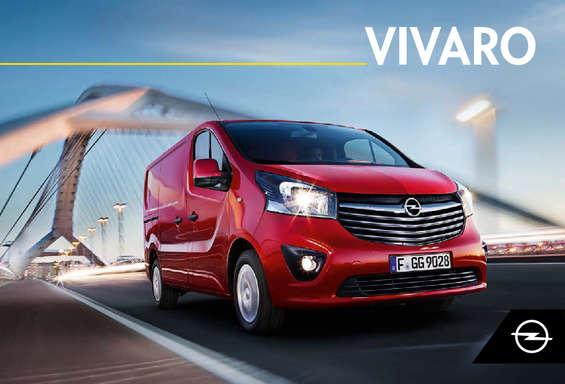 Ofertas de Opel, VIVARO
