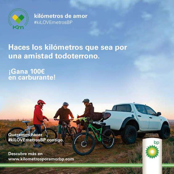 Ofertas de BP España, Kilómetros de amor