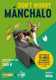 Don't worry, mánchalo