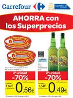 Ofertas de Carrefour, Ahorra con los Superprecios