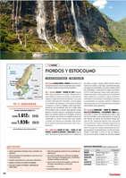 Ofertas de Viajes Ecuador, Escandinavia, Rusida y Países Bálticos 2019