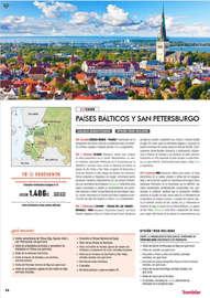 Escandinavia, Rusida y Países Bálticos 2019