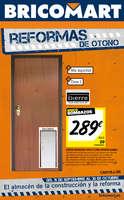 Ofertas de Bricomart, Reformas de otoño - Castellón