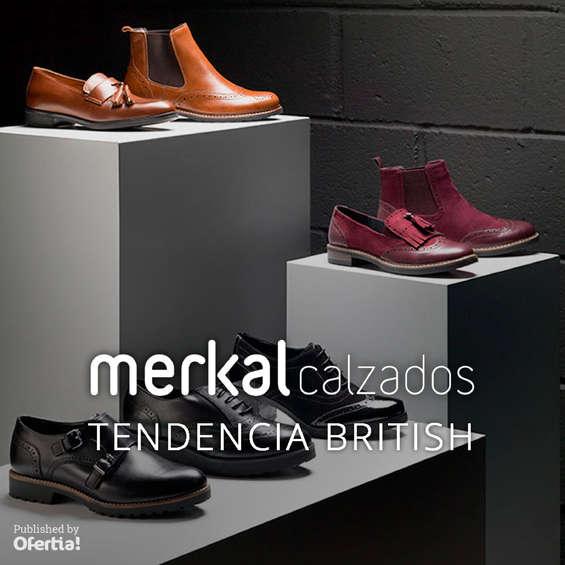Ofertas de Merkal, Tendencia British