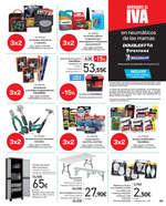Ofertas de Carrefour, 3x2 4.000 produktutan baino gehiagotan