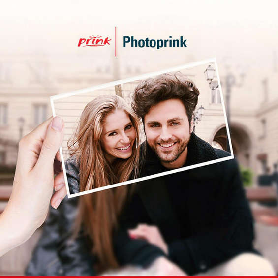 Ofertas de Prink, Photoprink
