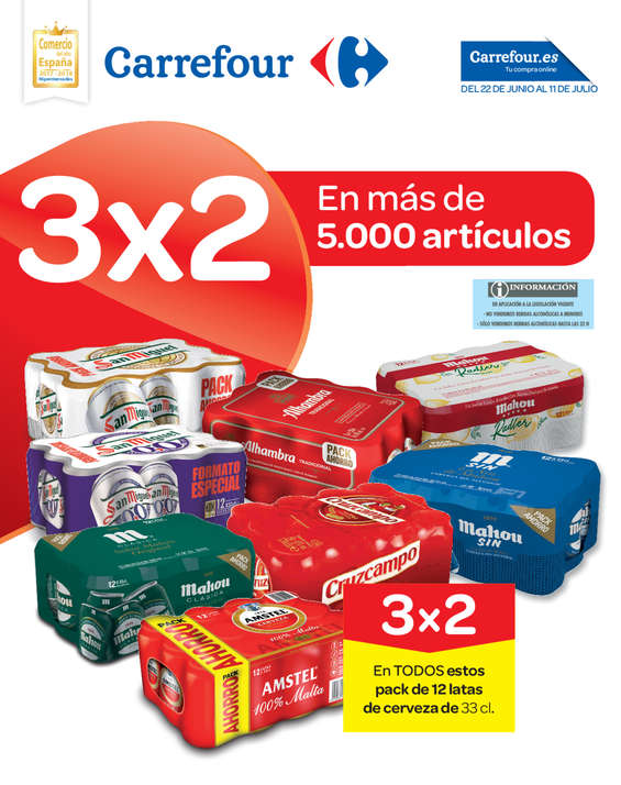 Rebajas cat logo ofertas carrefour folleto carrefour ofertia - Ofertia folleto carrefour ...