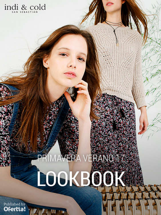 Ofertas de Indi&Cold, Lookbook