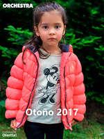 Ofertas de Orchestra, Otoño 2017