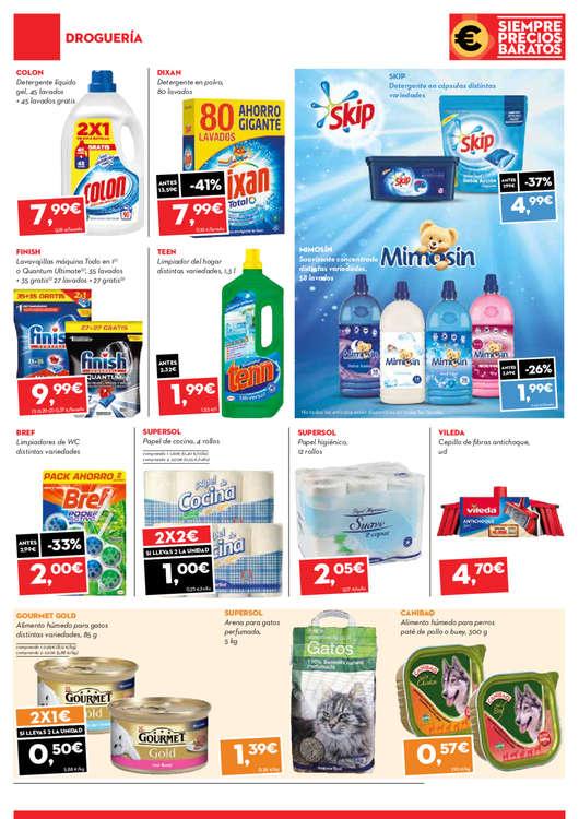 Ofertas de SuperSol, SuperSol Ofertas Noviembre