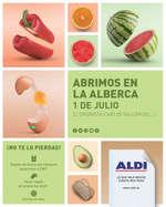 Ofertas de ALDI, Abrimos en La Alberca