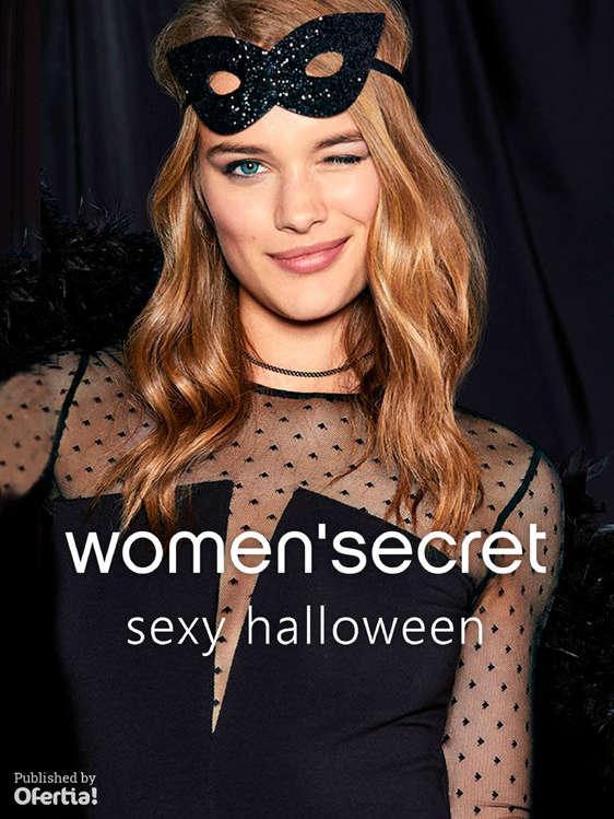 Ofertas de Women'Secret, Sexy Halloween