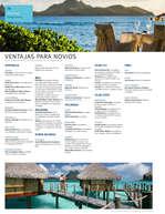 Ofertas de Linea Tours, Grandes viajes, Pacífico