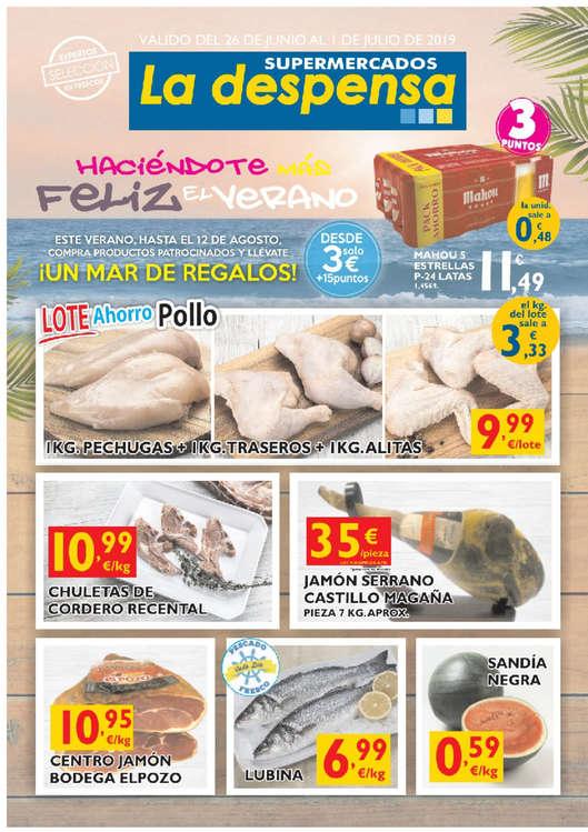 Ofertas de Supermercados La Despensa, Ofertas La Despensa
