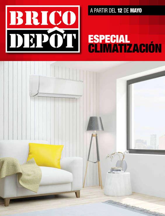 Ofertas de Bricodepot, Especial climatización