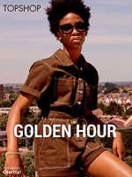 Ofertas de Topshop, Golden Hour