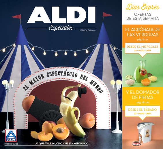 Ofertas de ALDI, El mayor espectáculo del mundo