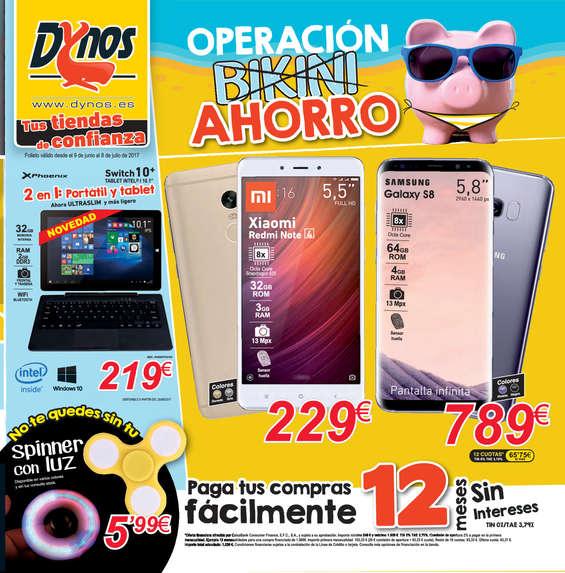 Ofertas de Dynos, Operación ahorro