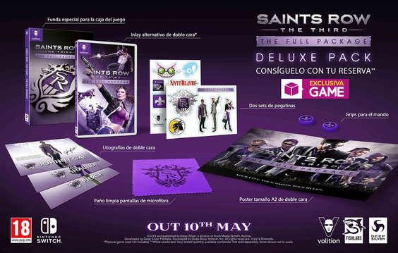Ofertas de GAME, Saints Row